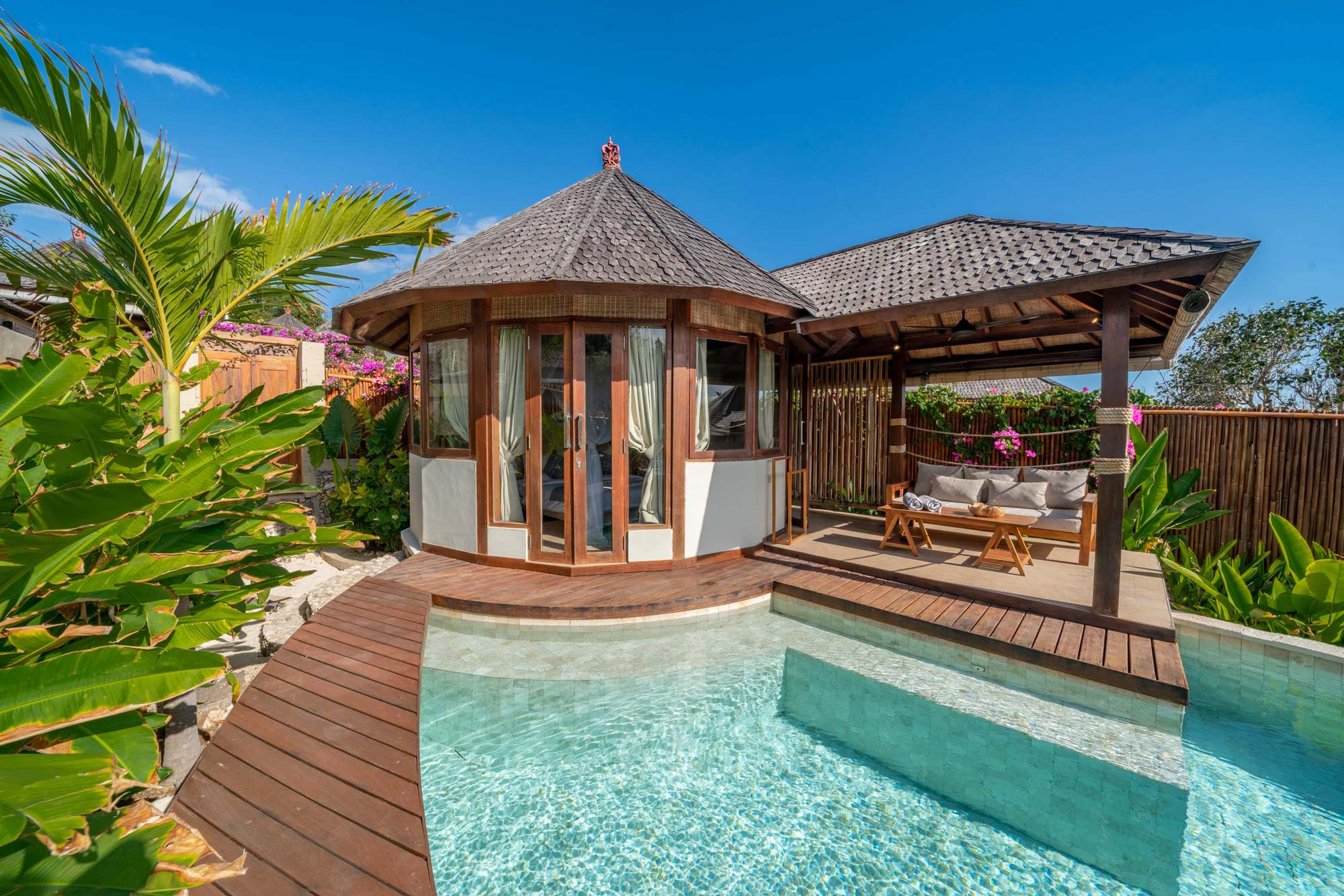 Deluxe Villa 1 BR